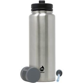 MIZU M15 360 Adventure Kit Flaske 1500ml, sølv